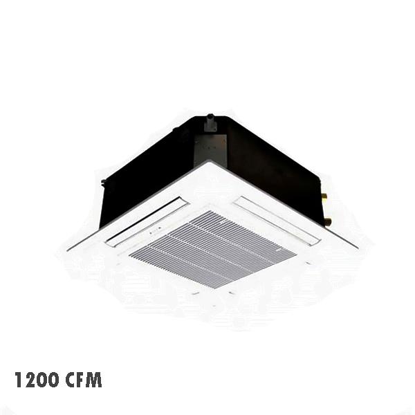 فن کویل کاستی چهار طرفه CF4 1200 گیتی پسند