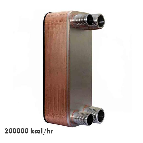 مبدل حرارتی HP-400 هپاکو