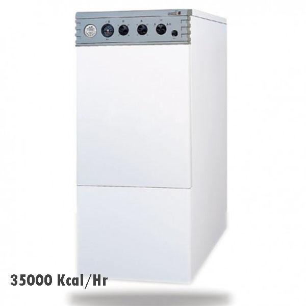 پکیج زمینی 35000 ایران رادیاتور D35