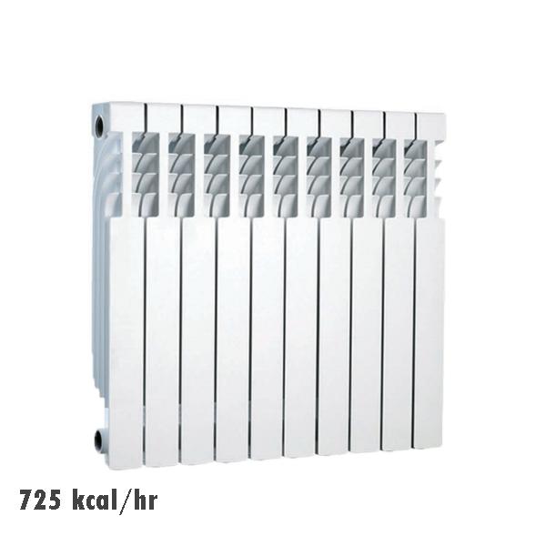 رادیاتور پره ای آلومینیومی آرژین 5 پره گیتی پسند