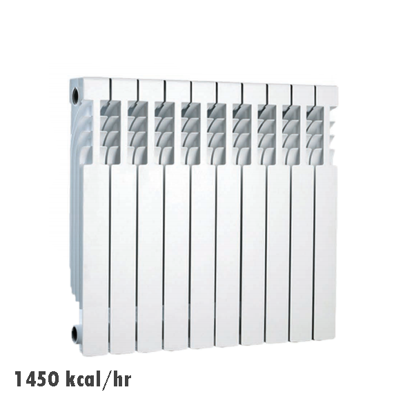 رادیاتور پره ای آلومینیومی آرژین 10 پره گیتی پسند