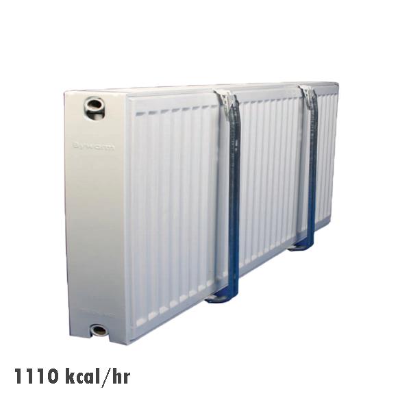 رادیاتور پنلی فولادی 1110kcal/hr گیتی پسند