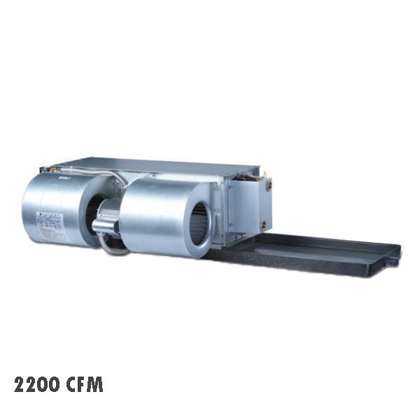 فن کویل سقفی/ کانالی توکار 2200 DFC گیتی پسند