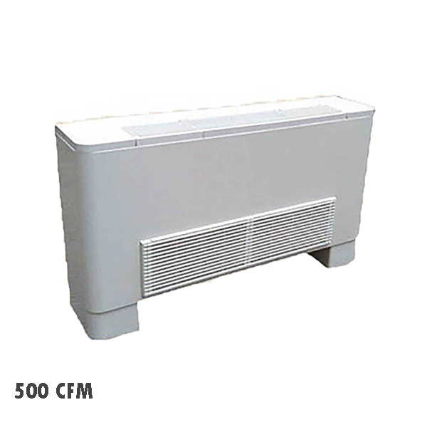 فن کویل زمینی استاندارد FCF 500 گیتی پسند