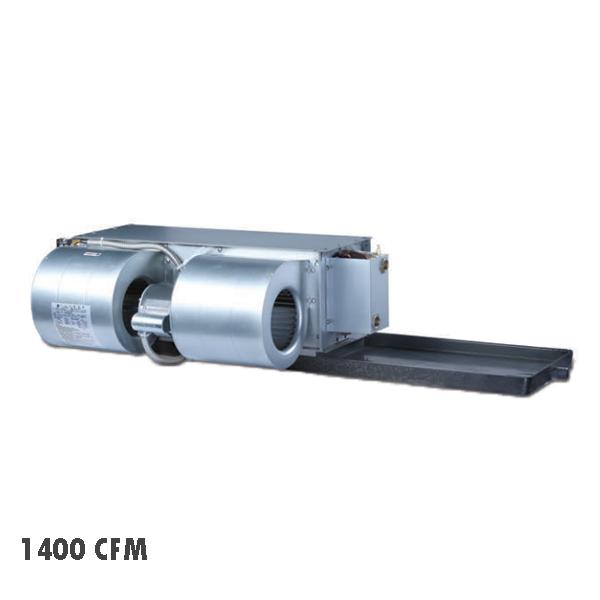 فن کویل سقفی/ کانالی توکار 1400 DFC گیتی پسند
