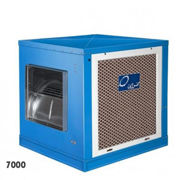 کولر سلولزی هوادهی بغل انرژی