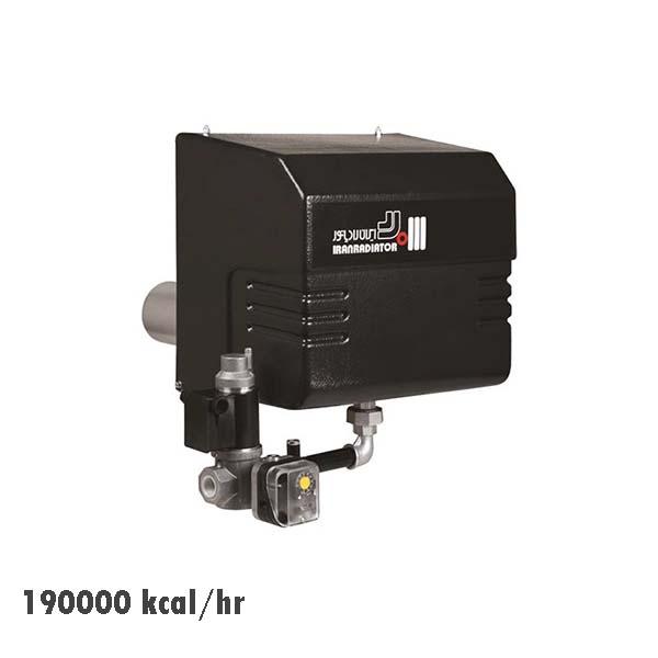 مشعل گازی کم مصرف ایران رادیاتور 190.000 Kcal/Hr