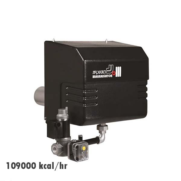 مشعل گازی کم مصرف ایران رادیاتور 109.000 Kcal/Hr
