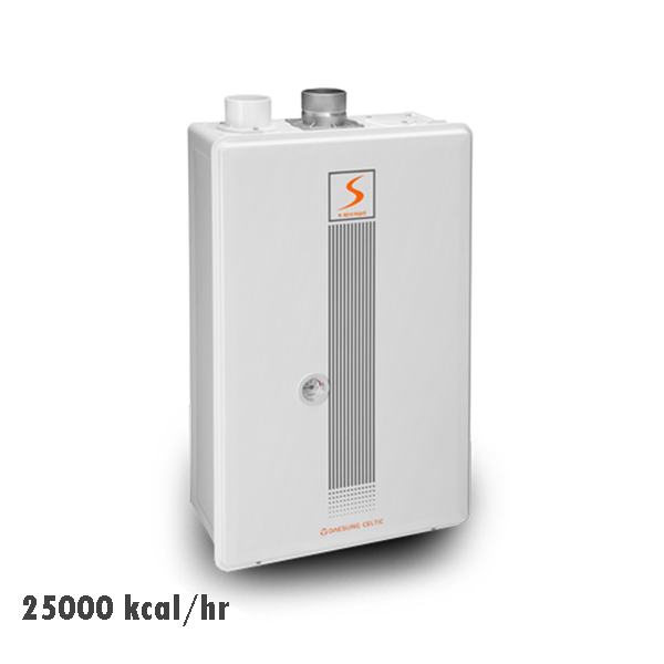 پکیج دیواری دایسونگ 25000 kcal/hr شوفاژکار