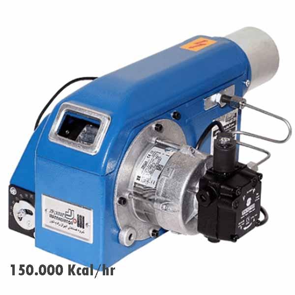 مشعل گازوئیلی ایران رادیاتور 150000 Kcal/hr