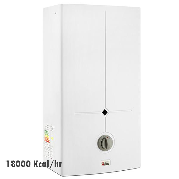 آبگرمکن گازی دیواری بوتان 18000Kcal/hr
