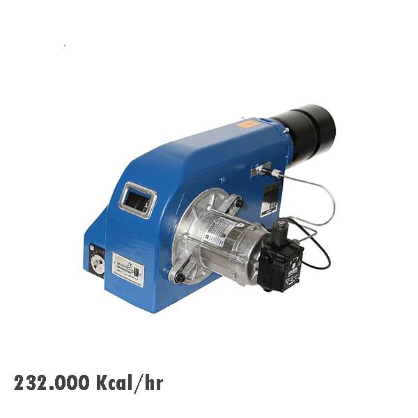مشعل گازوئیلی ایران رادیاتور 232000 Kcal/hr