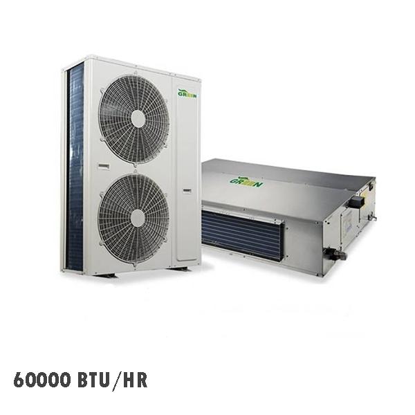 داکت اسپلیت اینورتر گرین GDS-60P3T1/R1