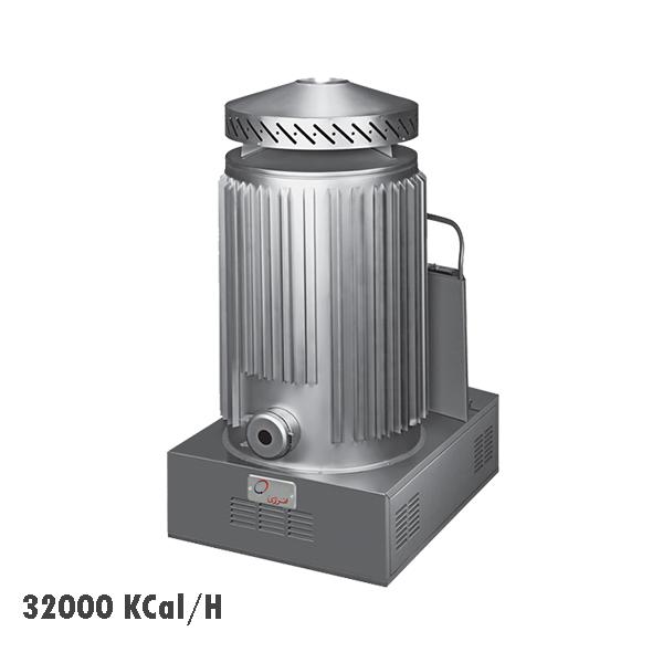 بخاری کارگاهی DW-0250 انرژی