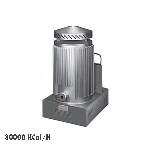 بخاری کارگاهی GW-0260 انرژی