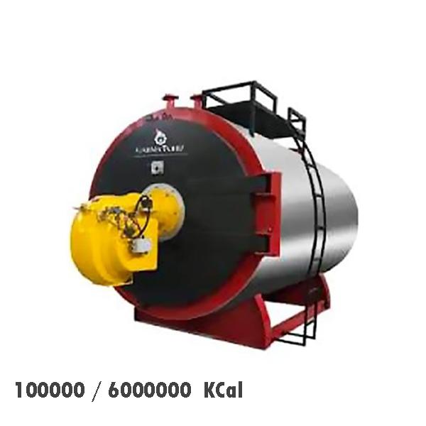 دیگ روغن داغ GT/HOB600 گرما تجهیز