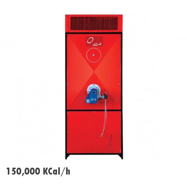 کوره هوای گرم OF-1500 انرژی