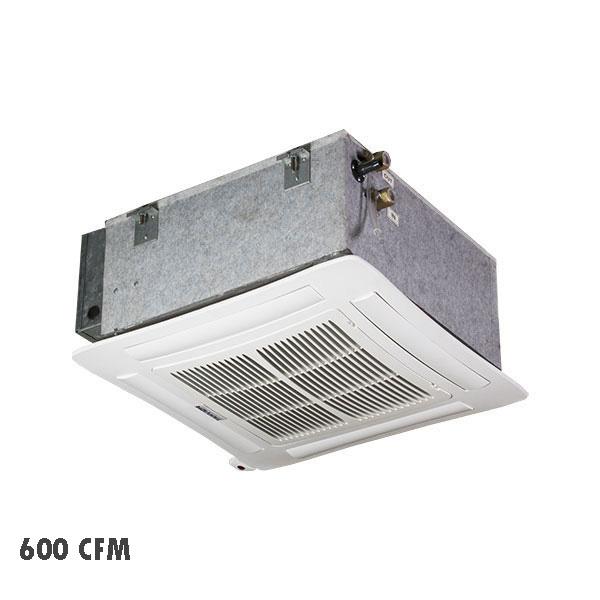 فن کوئل کاستی چهار طرفه مدل CFA-500 تهویه