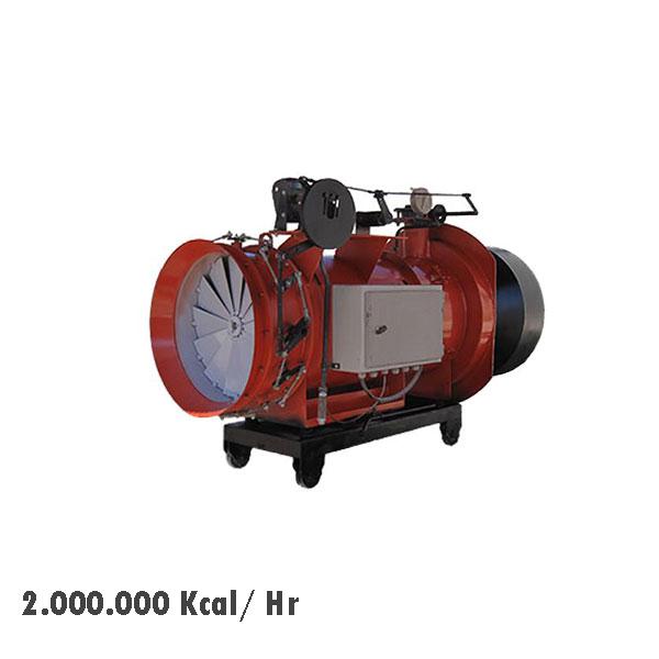 مشعل توربو گرم ایران HPW80