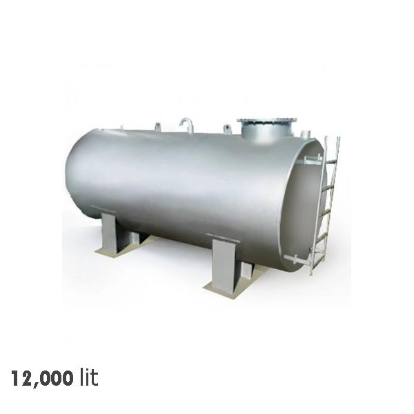منبع آب سرد خانه تاسیسات 12000 لیتری