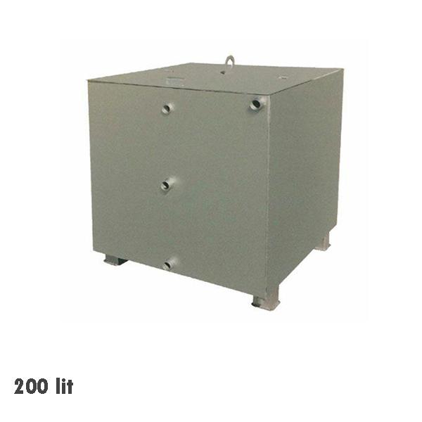 منبع انبساط خانه تاسیسات 200 لیتری
