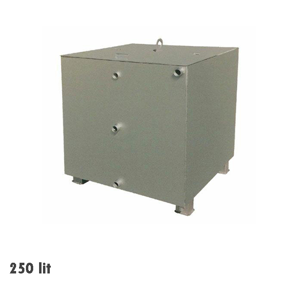 منبع انبساط خانه تاسیسات 250 لیتری