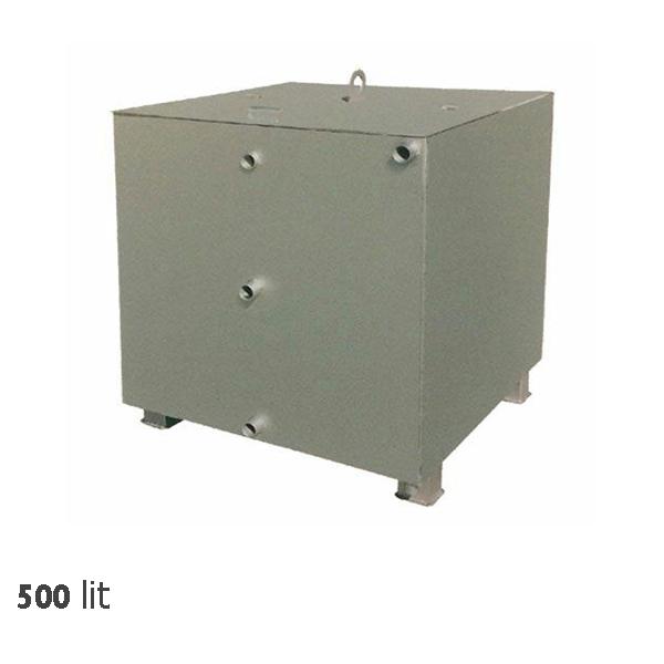 منبع انبساط خانه تاسیسات 500 لیتری