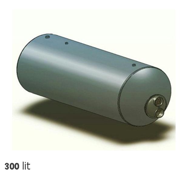 منبع کویل دار خانه تاسیسات 300 لیتری