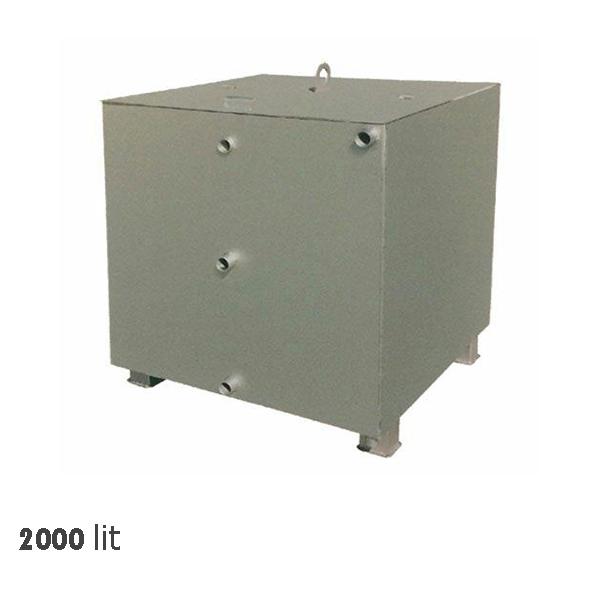 منبع انبساط خانه تاسیسات 2000 لیتری