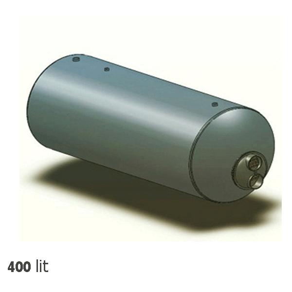 منبع کویل دار خانه تاسیسات 400 لیتری