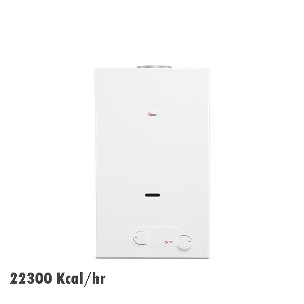 آبگرمکن گازی دیواری بوتان 22300 Kcal/hr مدل BX72i
