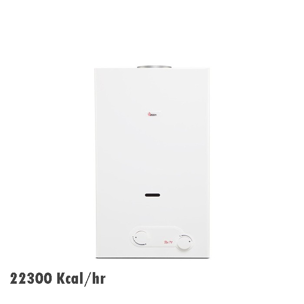 آبگرمکن گازی دیواری بوتان 22300 Kcal/hr مدل BX71