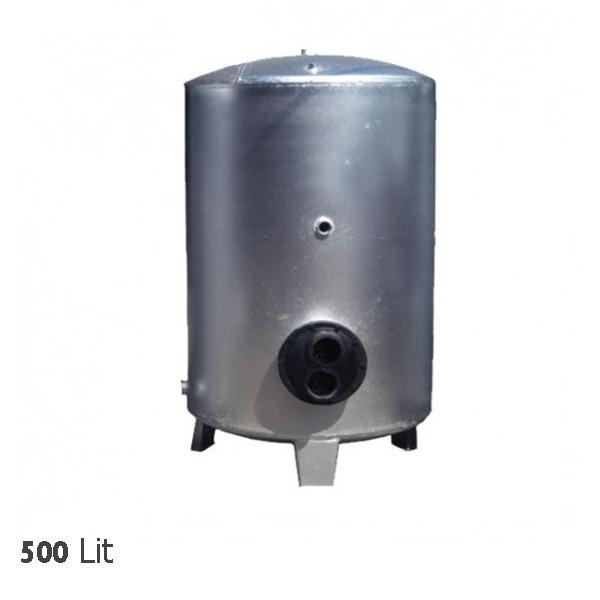 منبع کویل دار خانه تاسیسات 500 لیتری