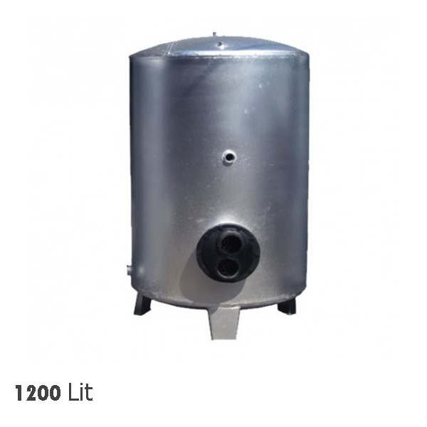 منبع کویلدار عمودی خانه تاسیسات 1200 لیتری