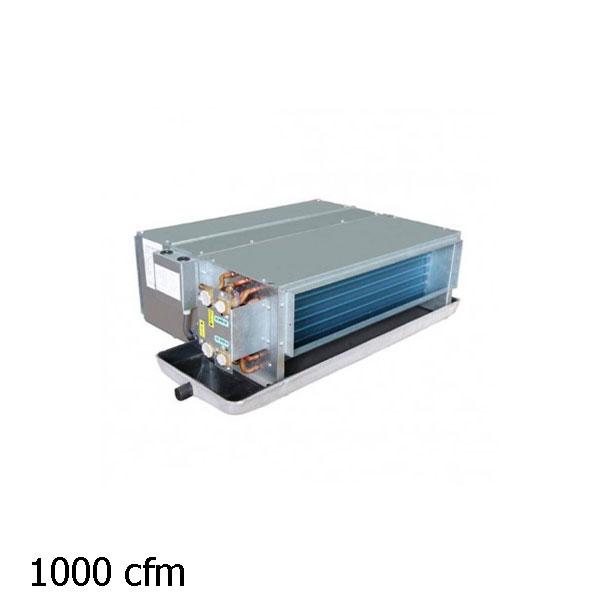 فن کویل سقفی توکار YXFCD-1000 یوراما