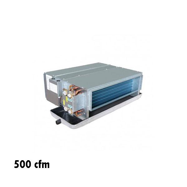 فن کویل سقفی توکار YXFCD-500 یوراما
