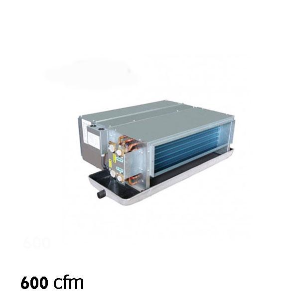 فن کویل سقفی توکار YXFCD-600 یوراما