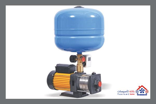فرق بین پمپ فشار و تقویت کننده پمپ