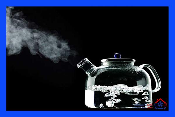 آیا آب با جوشاندن تصفیه می شود